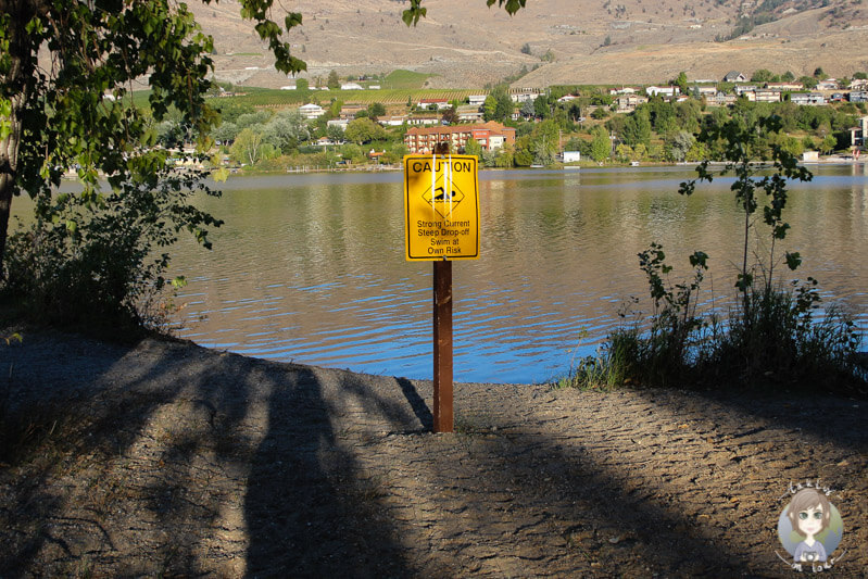 Camping in Osoyoos (2)