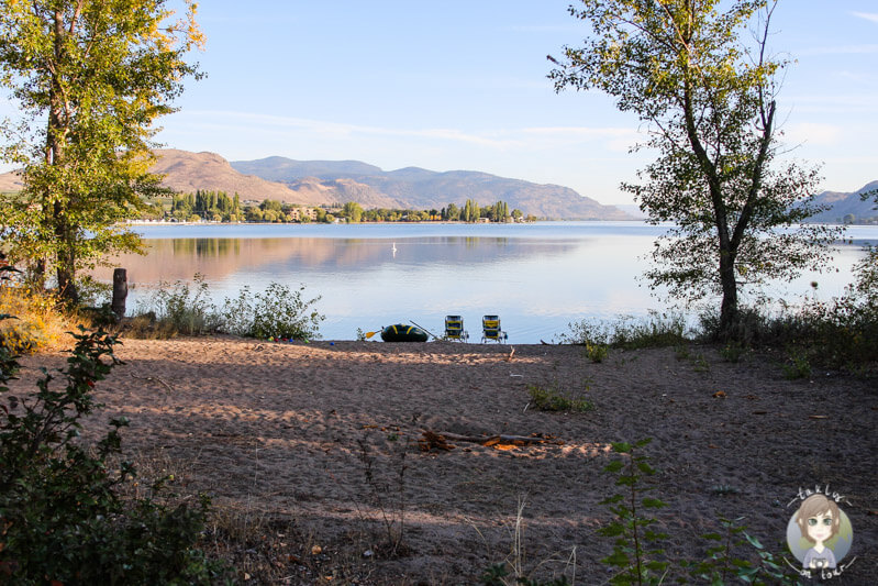 Camping in Osoyoos (3)
