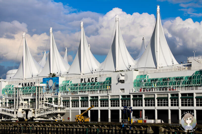 Vancouvers Canada Place
