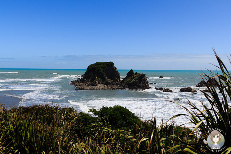 Cape Foulwind, West Coast, New Zealand