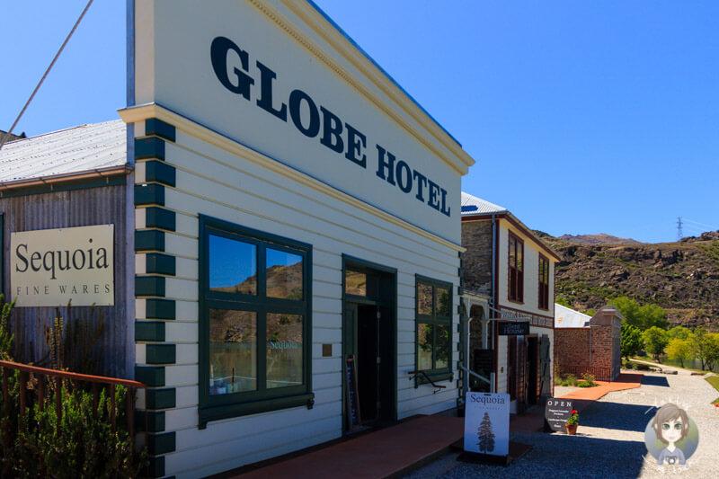 Cromwell, Otago am Lake Dunstan (2)