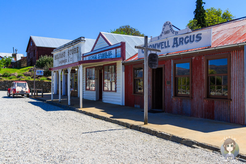 Cromwell, Otago am Lake Dunstan (3)