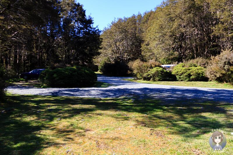 Deer Valley DOC Campsite, Neuseeland (2)