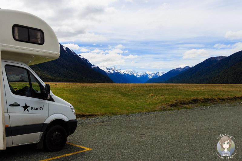 Eglinton Valley, Fiordland Nationalpark (1)