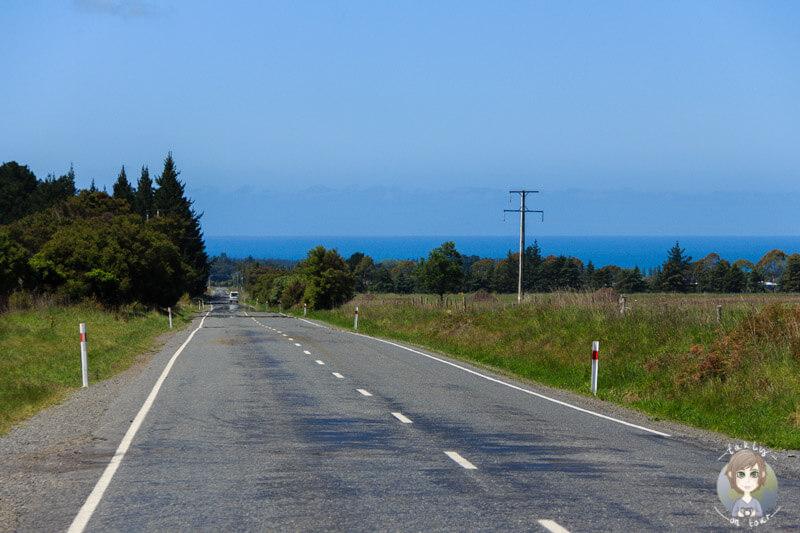 Das Fahren mit dem Camper in Neuseeland auf der linken Strassenseite
