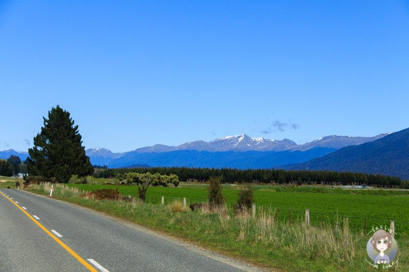 Fahrt durch Southland, Neuseeland (5)