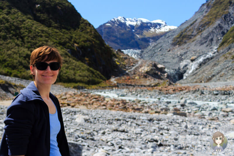 am Fox Glacier