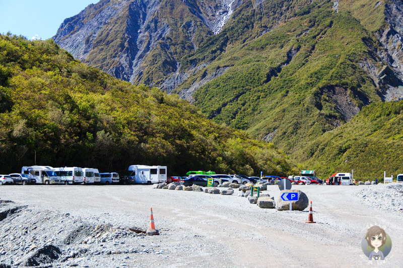 Fox Glacier, West Coast Neuseeland (5)