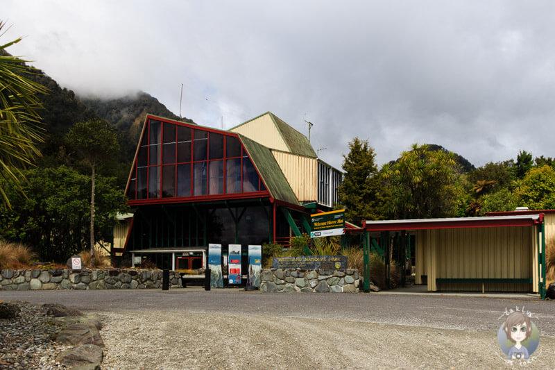 Visitor Center Franz Josef, Neuseeland