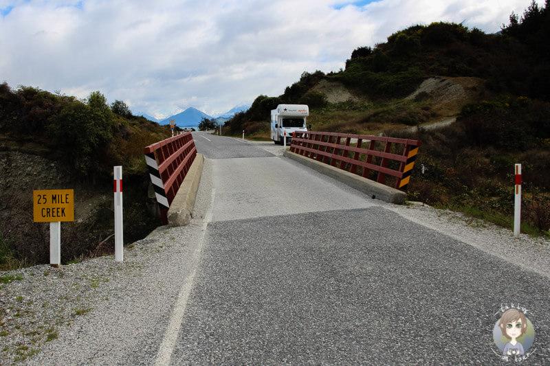 Freedom Campground 25 Mile Creek am Lake Wakatipu, Otago (2)