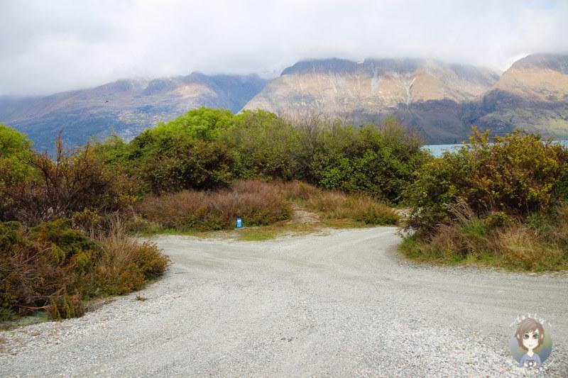 Freedom Camping Lake Wakatipu, Queenstown (5)