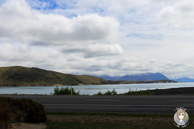 Freedom Camping am Lake Tekapo (1)