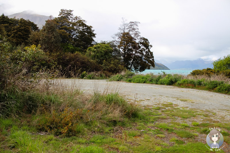 Freedom Camping am Lake Wakatipu, Neuseeland (5)