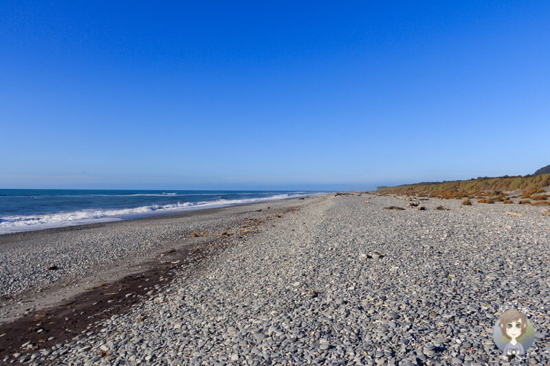 Gillespies Beach, West Coast Neuseeland