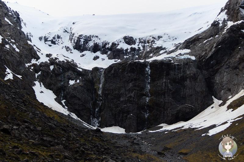 Gletscher im Fiordland Nationalpark