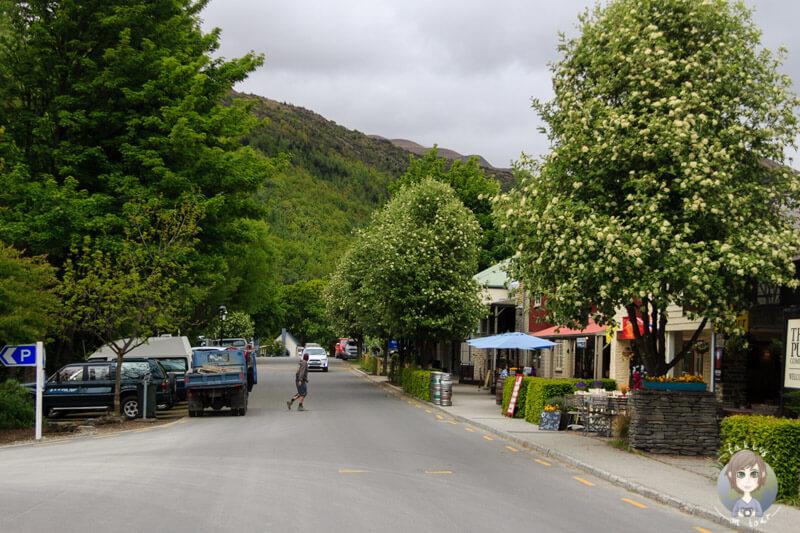 Goldgräberstadt Arrowtown