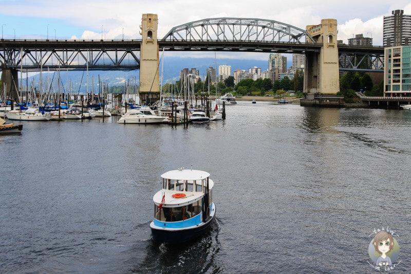 Aqua Taxi Granville Island, Vancouver