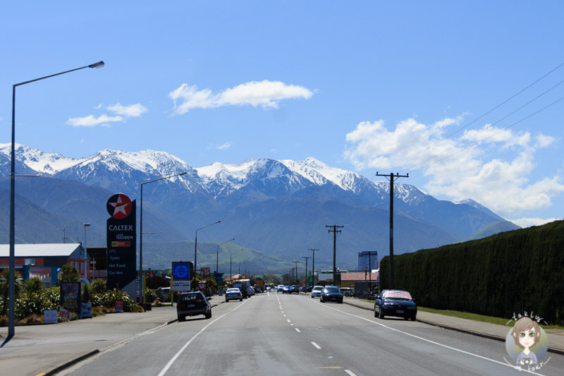 Kaikoura, Marlborough, Neuseeland