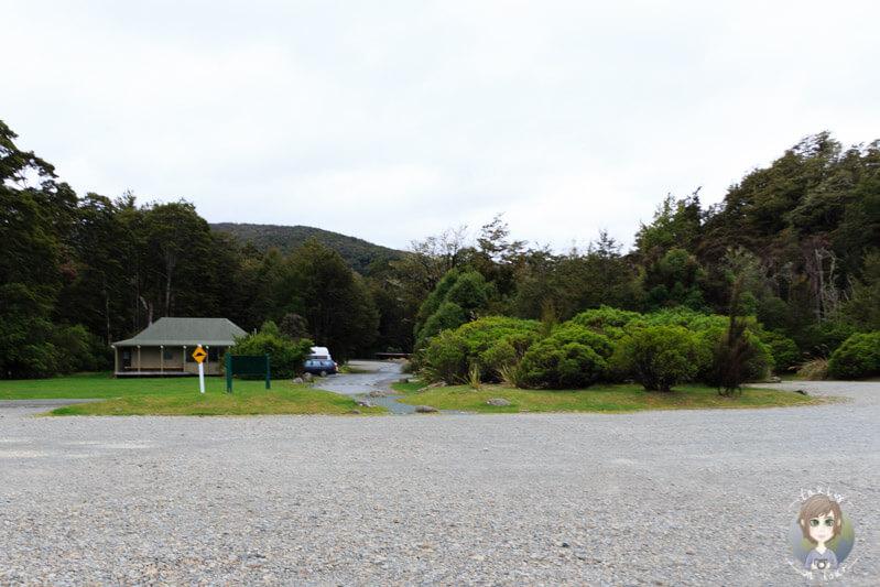 Kerr Bay DOC Campingplatz (1)