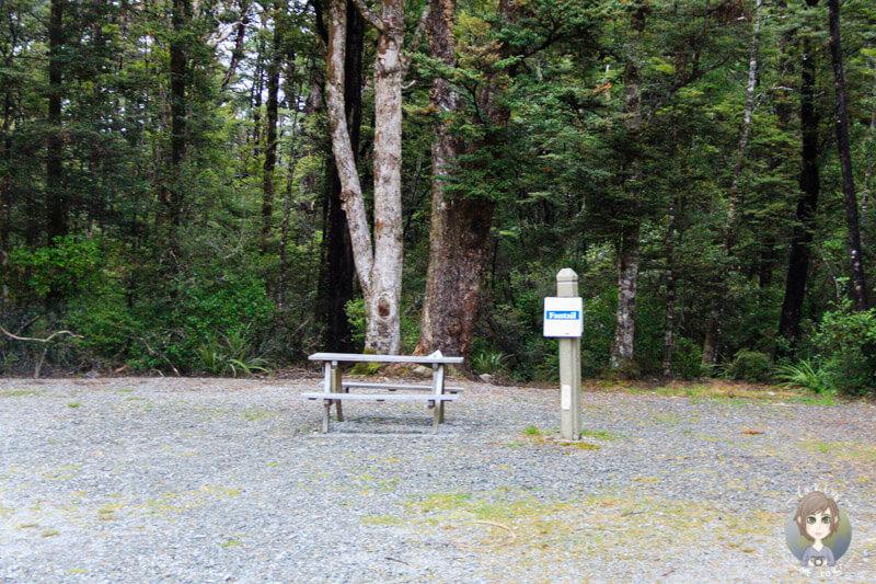 Kerr Bay DOC Campingplatz (3)