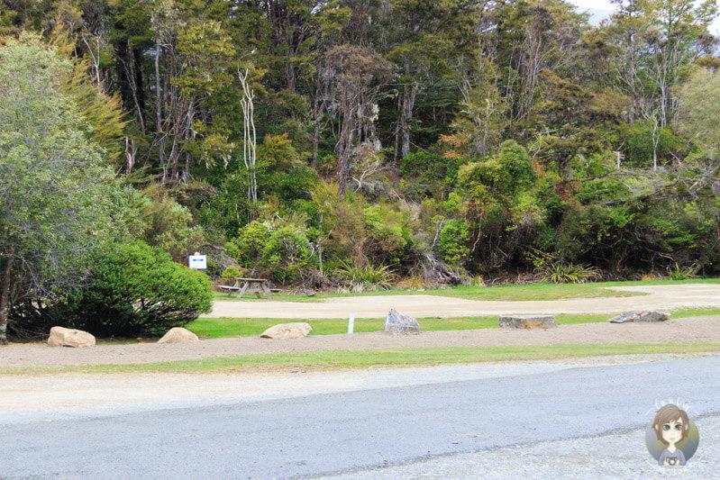 Kerr Bay DOC Campingplatz (4)