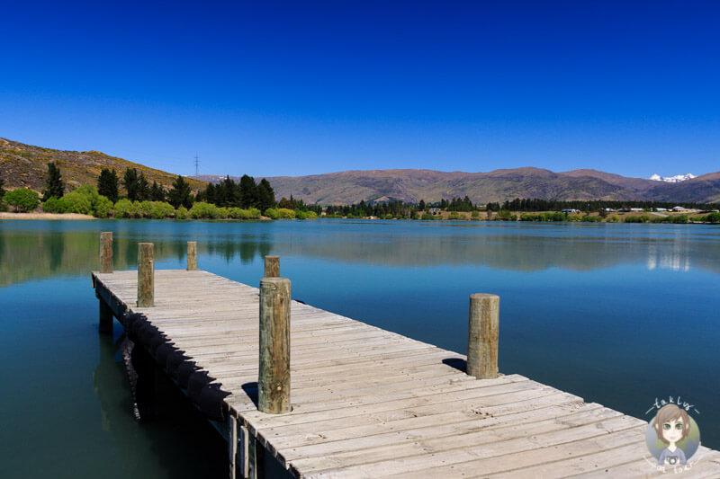 Lake Dunstan, Otago, Neuseeland