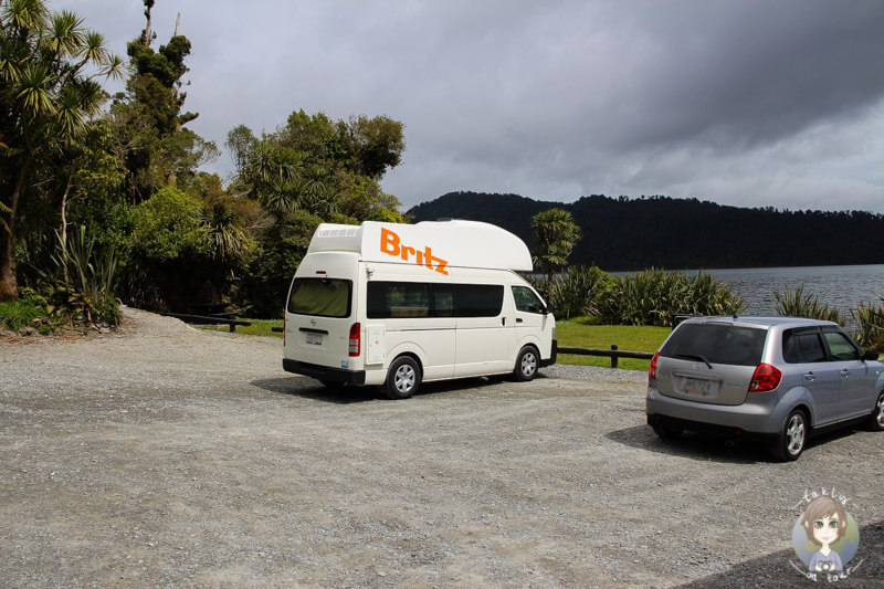 Lake Ianthe Campground, Neuseeland (3)
