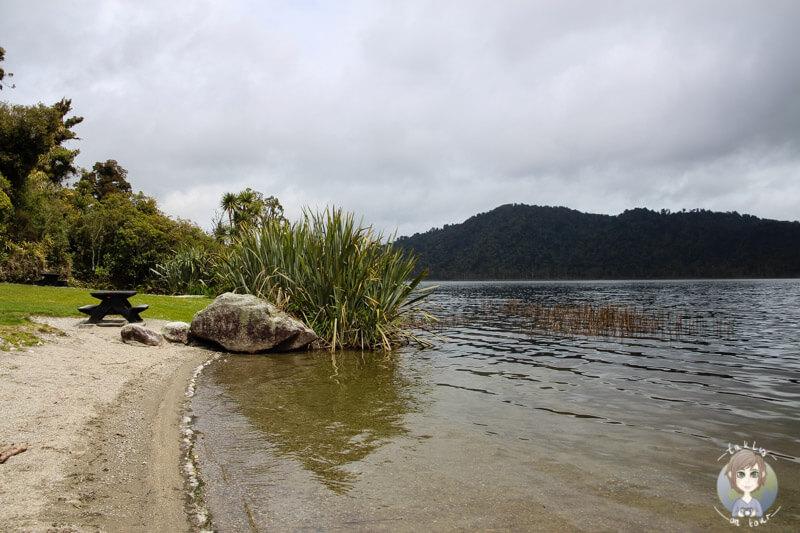 Lake Ianthe Campground, Neuseeland (4)