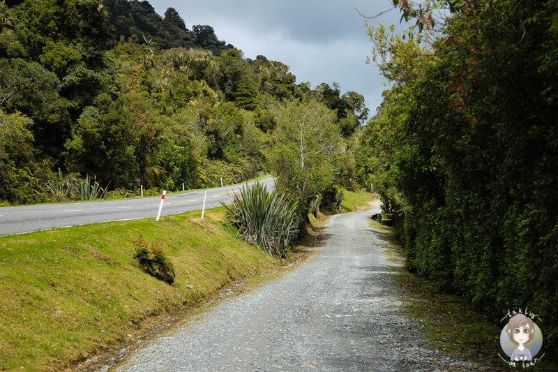 Lake Ianthe Campground, Neuseeland