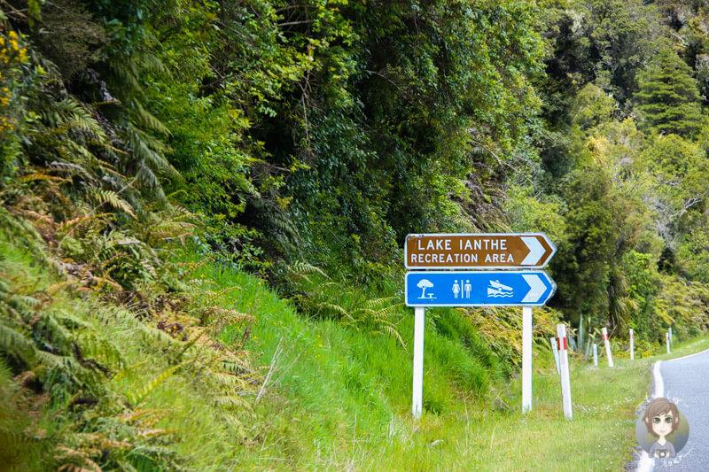 Lake Ianthe, Neuseeland (7)