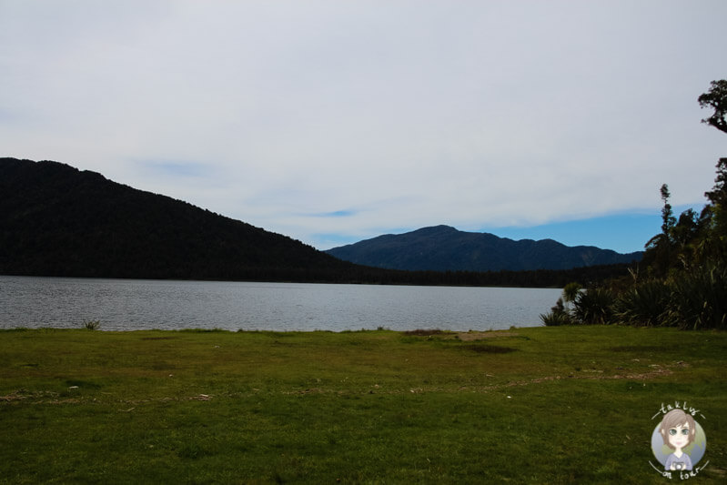 Lake Paringa DOC, Neuseeland (1)