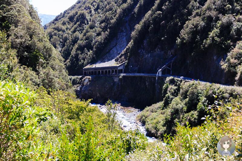 Der Otira Highway