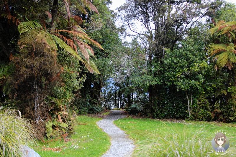 OttosMacDonalds DOC Camping Neuseeland