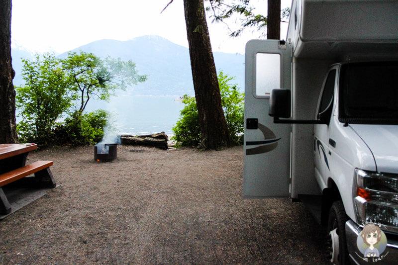 Porteau Cove Campground