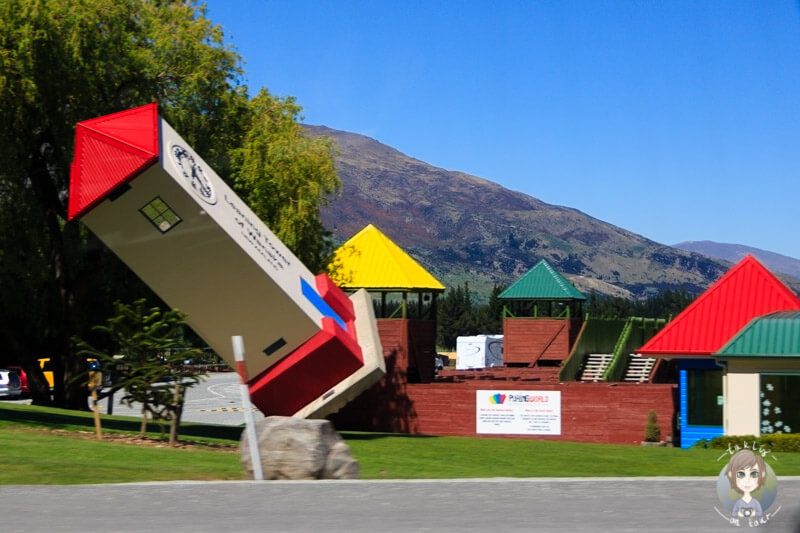 The Puzzling World in Wanaka