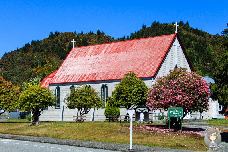 Reefton, West Coast, Neuseeland (1)