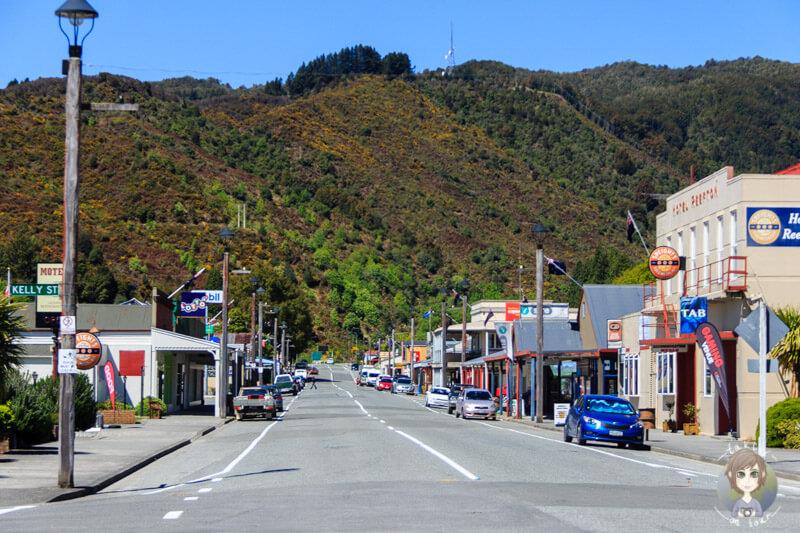 Reefton, West Coast, Neuseeland (3)