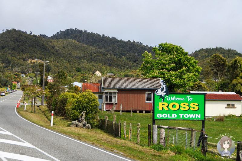 Ross, Neuseeland