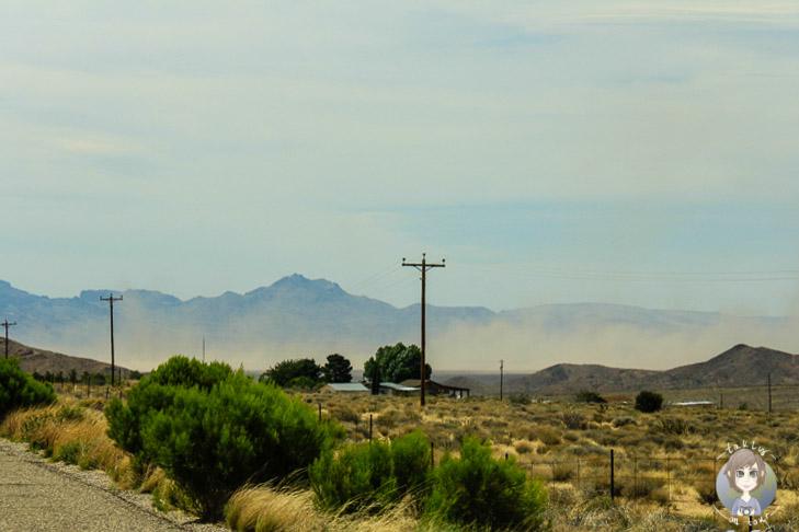 Sandsturm in Arizona