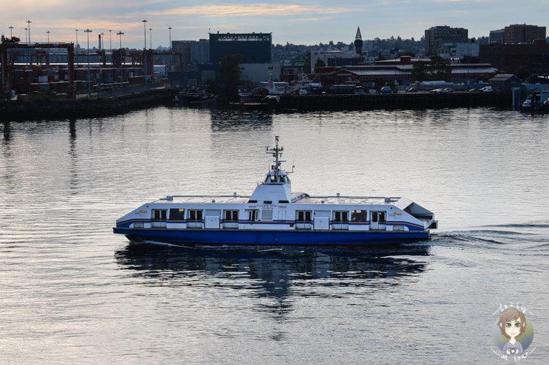 Der SeaBus in Vancouver Reisetipps