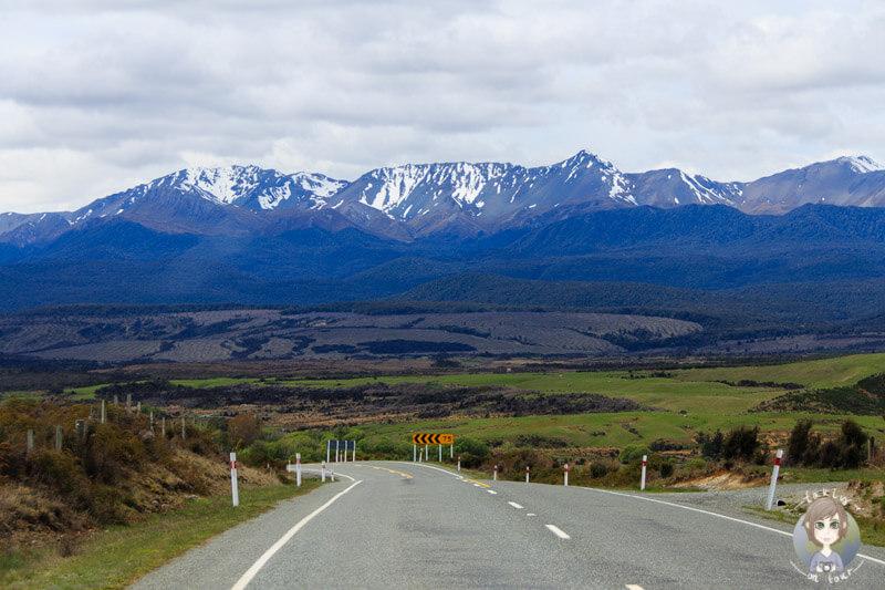 Fahrt von Te Anau zum Milford Sound