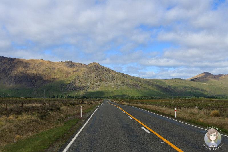 Te Anau Mossburn Highway, SH94