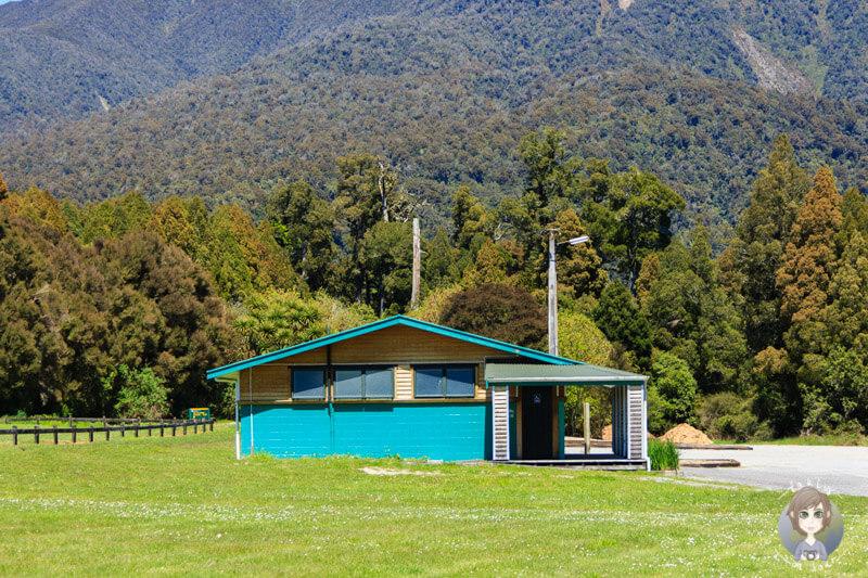 Te King Freedom Campingplatz, West Coast, Neuseeland (3)