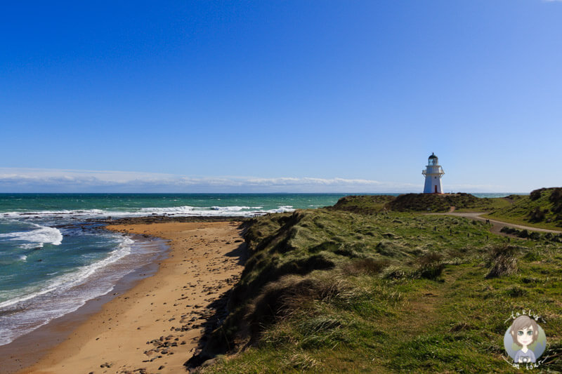 Waipapa Point Lighthouse, Neuseeland (2)