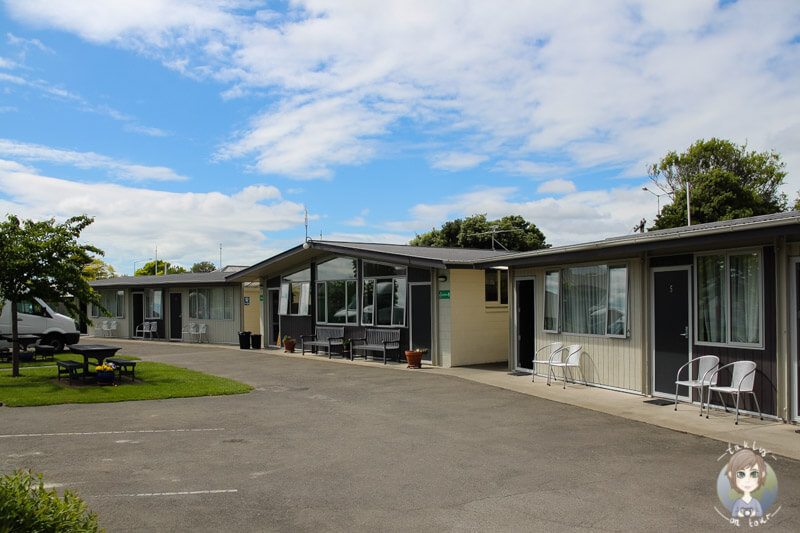 Amber Kiwi Holiday Park in Christchurch (1)