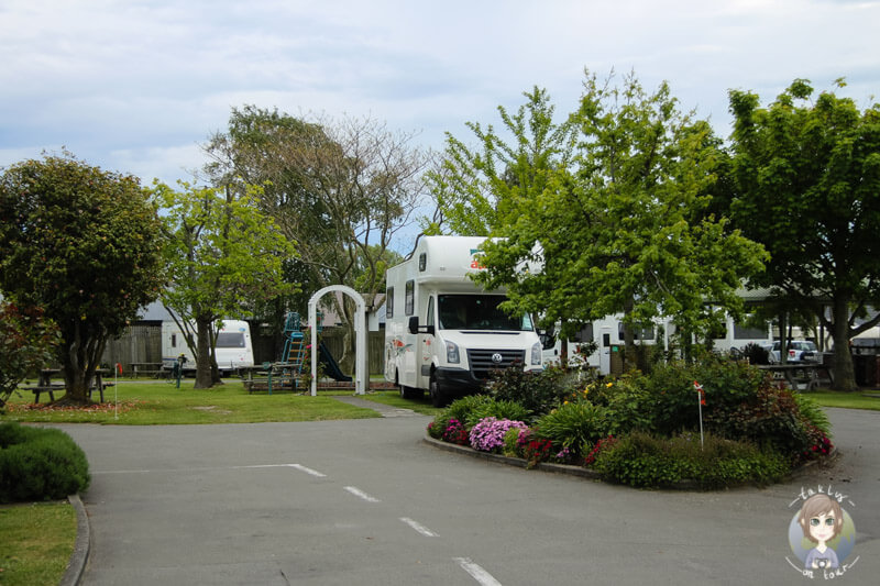 Amber Kiwi Holiday Park in Christchurch (2)