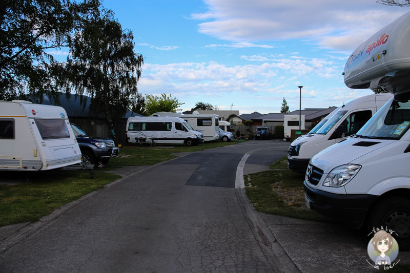 Amber Kiwi Holiday Park in Christchurch (3)