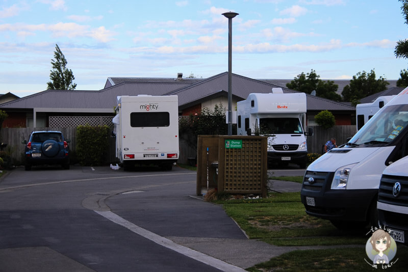 Amber Kiwi Holiday Park in Christchurch (5)