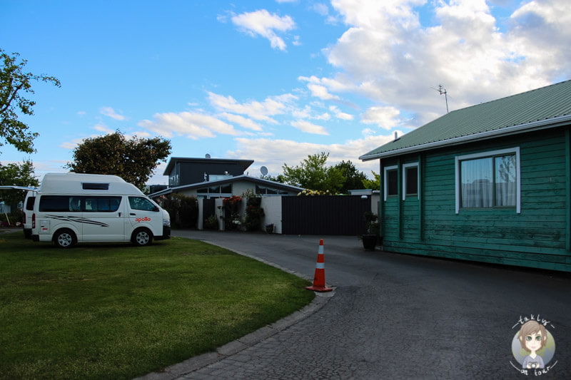 Amber Kiwi Holiday Park in Christchurch (6)