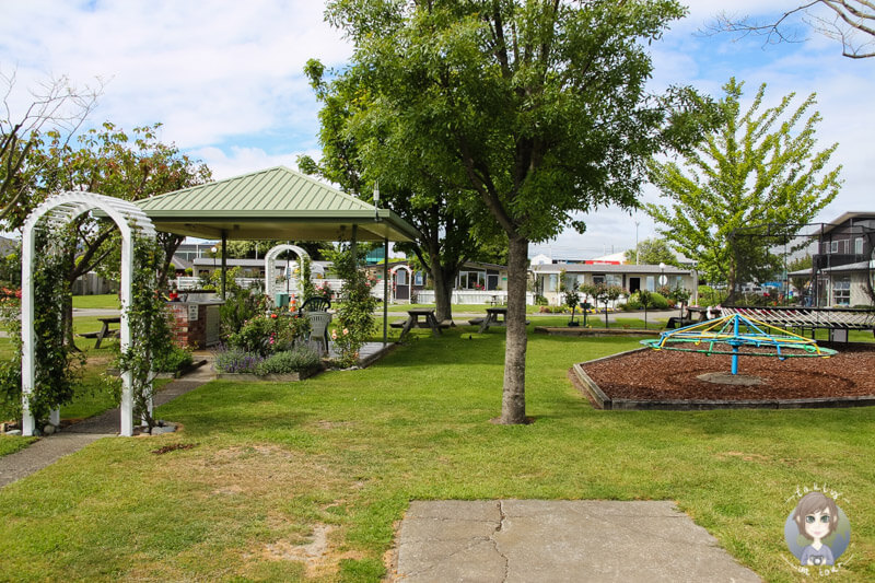 Amber Kiwi Holiday Park in Christchurch (7)